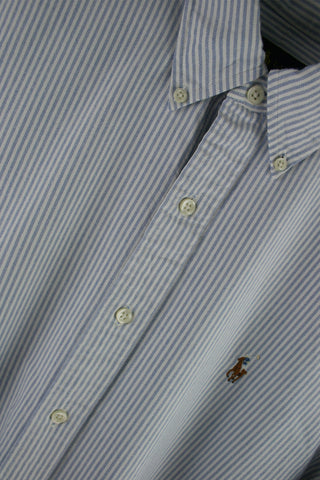 Polo Striped Oxford