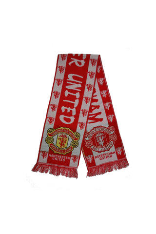 Manchester United scarf