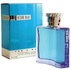 Desire Blue for a Man