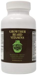 Growther Beard Enhancing Vitamins