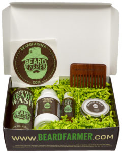 The Ultimate Beard Grower's Kit