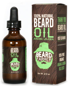 Want a Fantastic Organic Beard Oil? Look no Further than Beard Farmer