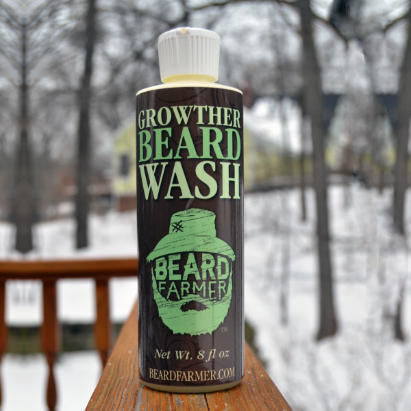 Beard Wash  Beard Shampoo Beard Enhancing Shampoo & Conditioner