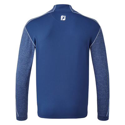Footjoy Tonal Heather Chill-Out jersey blue