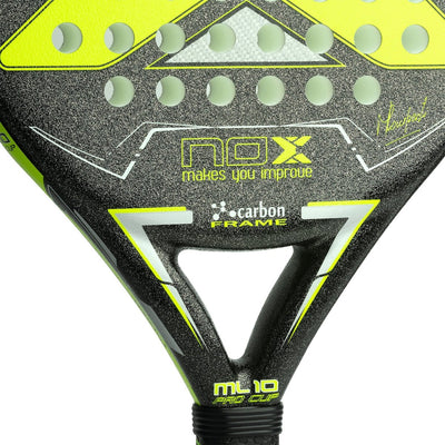 NOX ML10 PRO CUP ROUGH SURFACE EDITION padelmaila