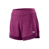 Wilson W CONDITION KNIT 3.5 SHORT Berry/Darkpur, Tekstiilit, www.sportif.fi