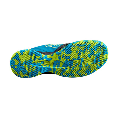 Wilson Tenniskenkä Kaos Devo Hawaiian/Black/Lime