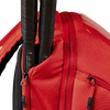 Wilson Mailakassi Super Tour Backpack Red/White, Välineet, www.sportif.fi