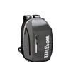 Wilson Mailakassi Super Tour Backpack Black/Grey, Välineet, www.sportif.fi
