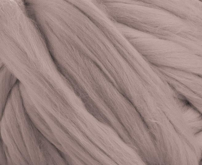 Dusty Pink Merino Wool For Arm Knitting - 3kg