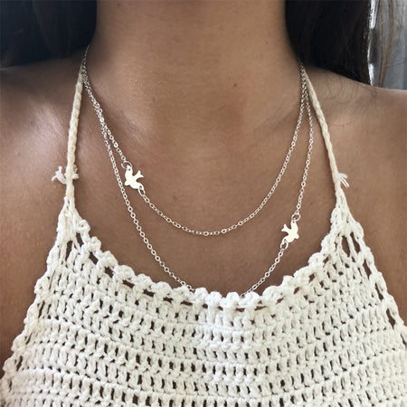 DYNABELLE.FR - Collier pour femme Colombes.