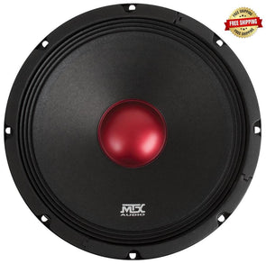 "MTX Road Thunder Extreme Series 10"" Midbass Driver (single)"