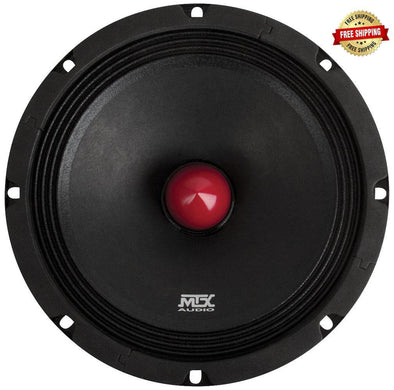 "MTX Road Thunder Extreme Series 8"" Midbass Driver (single)"