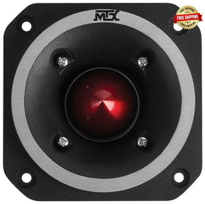 "MTX Road Thunder Extreme 4"" Bullet Super Tweeter (single)"