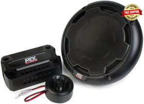 "MTX Thunder Series 6.5"" Component Speakers"
