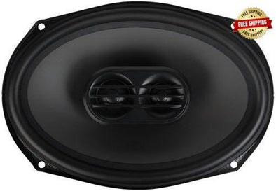 "MTX Thunder 6"" x 9"" Coaxial Speakers"