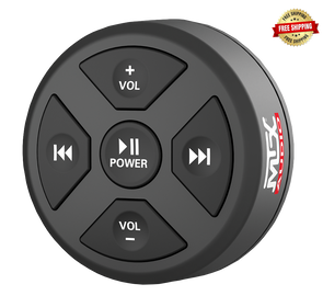 MTX UNIVERSAL BLUETOOTH RECEIVER AND REMOTE CONTROL