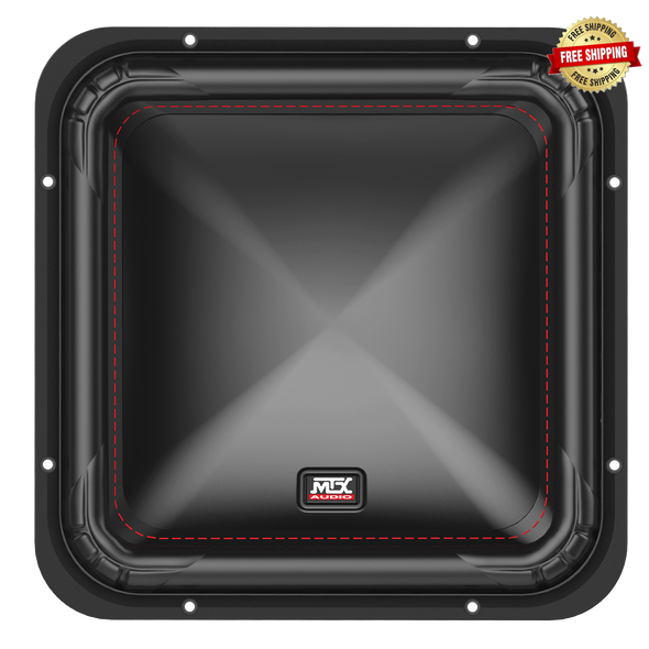 "MTX S65 Series 12"" Subwoofer"