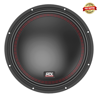 "MTX 55 Series 10"" Subwoofer Dual 4 Ohm"