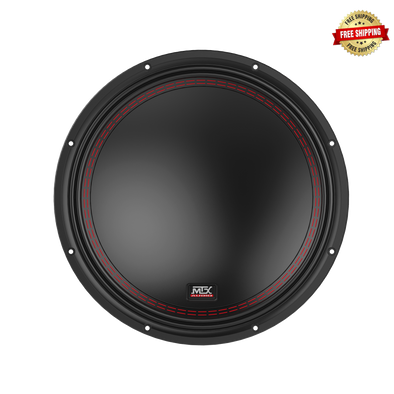"MTX 55 Series 12"" Subwoofer Dual 4 Ohm"