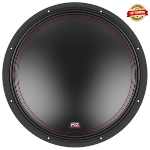 "MTX 55 Series 15"" Subwoofer Dual 4 Ohm"