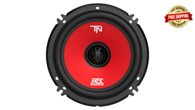"MTX Terminator Series 6.5"" Coaxial Speakers"