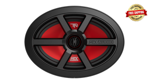 "MTX Terminator 6"" x 9"" Coaxial Speakers"