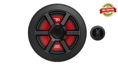 "MTX Terminator 6.5"" Component Speakers"
