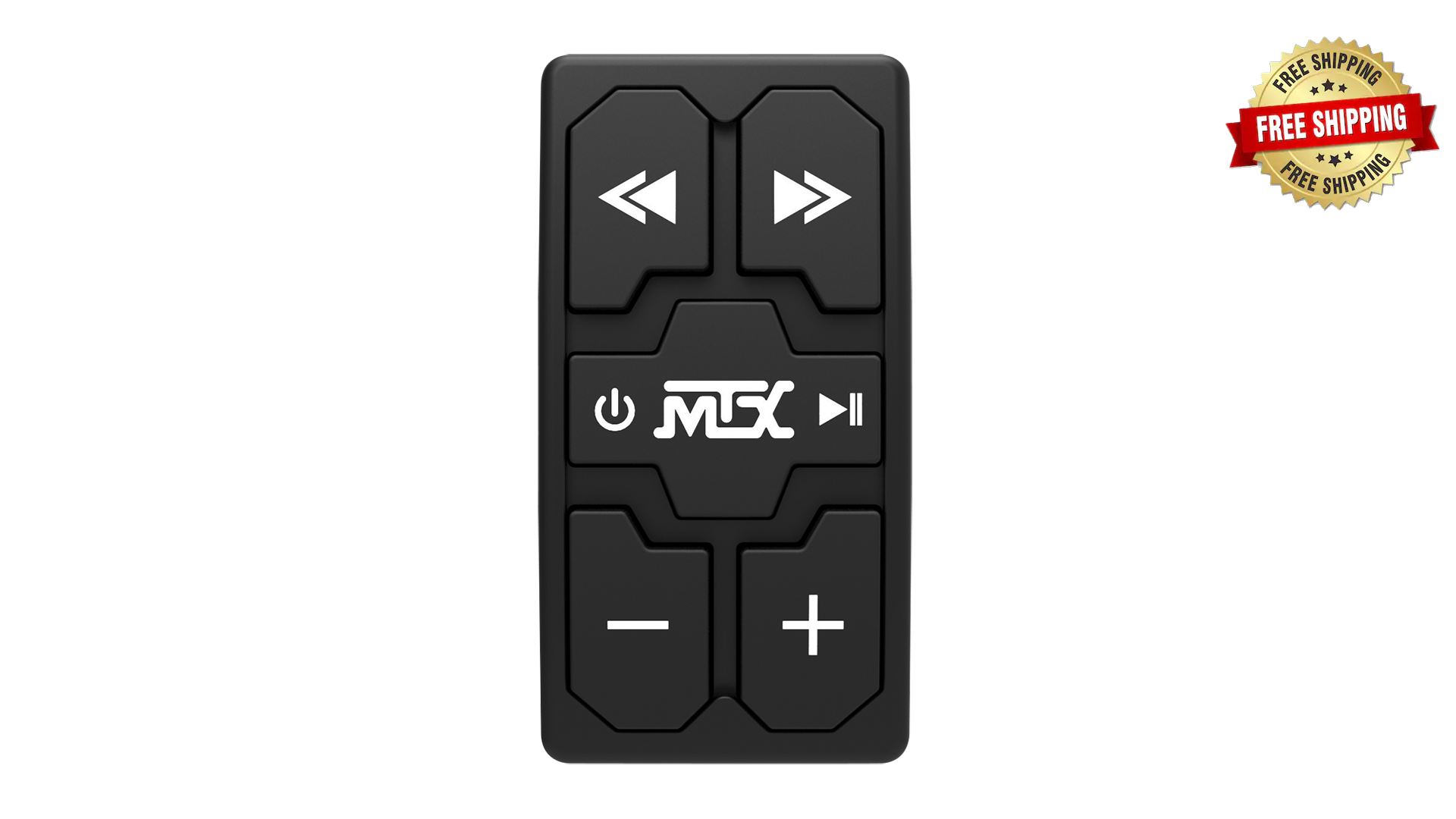 MTX BLUETOOTH ROCKER SWITCH RECEIVER AND CONTROL