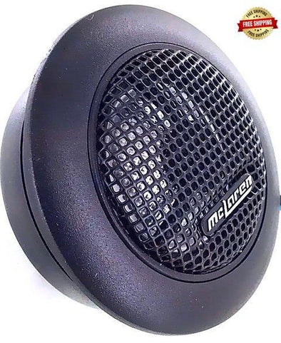 McLaren Audio Tweeters