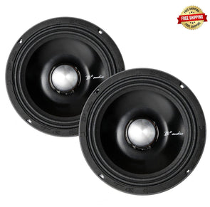 "B2 Audio Rage P 10"" Midrange Drivers (Pair)"