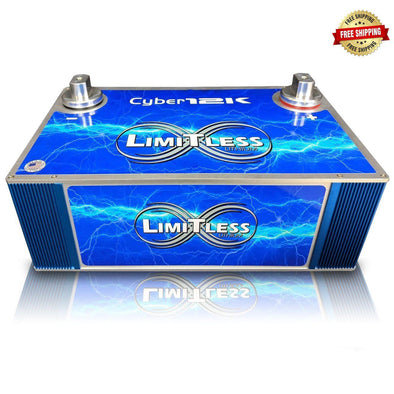Limitless Lithium Cyber 12K Lithium Battery