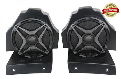 "SSV Works Polaris Slingshot Behind Seat 6.5"" speaker Pods"