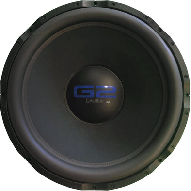 "G2 Dynamics Leviathan Series 32"" Subwoofer Dual 2 Ohm"