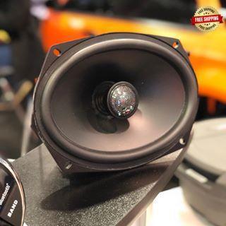 Cerwin-Vega Mobile Stroker Series 6x9 Coaxial Subwoofer