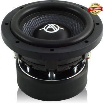 "Ampere Audio 2.5 Series 6.5"" Subwoofer"