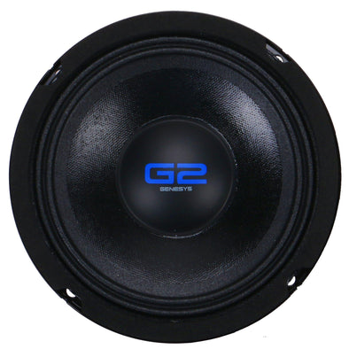 "G2 Dynamics Genesys G65MB 6.5"" Mid-Bass Drivers (Pair)"