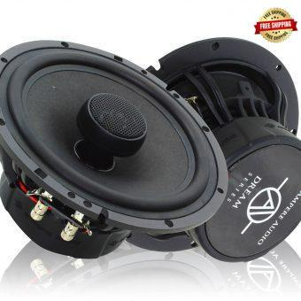 "Ampere Audio AA-6.5SC 6.5"" Coaxial Speakers"