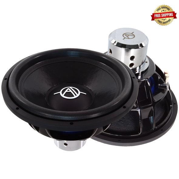 "Ampere Audio Encore Series 12"" Subwoofer"