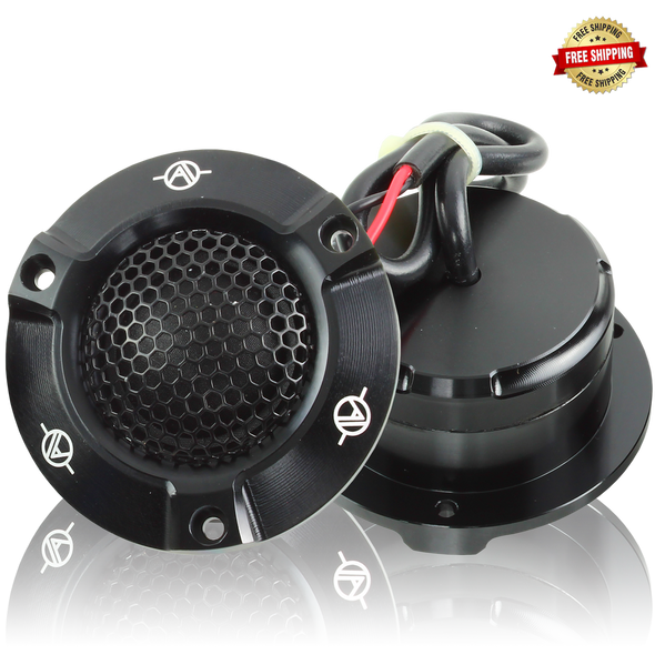 Ampere Audio JH-2 25mm Soft Dome Tweeters