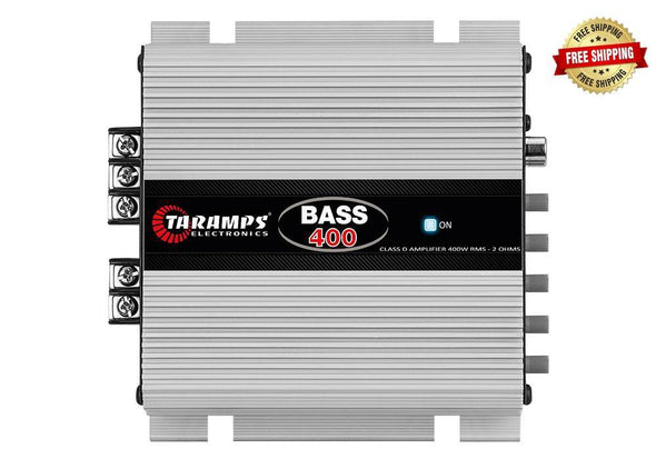 Taramps Bass Series Bass 400 Watt Monoblock Amplifier