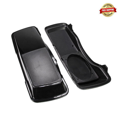 "Harley Davidson 1993-2013 Bag Speaker Covers for 6x9"" Speakers (1 Pair Speakers)"