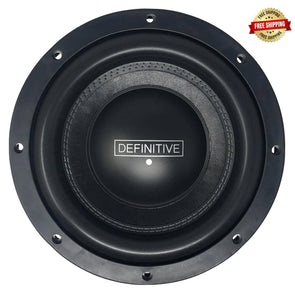 "Definitive Audio Designs BD Series 10"" Subwoofer"