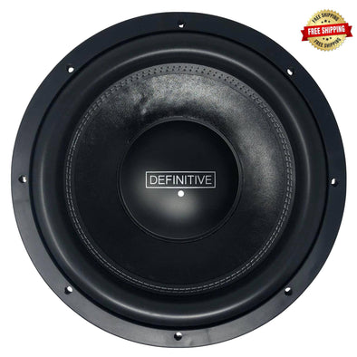 "Definitive Audio Designs BD Series 12"" Subwoofer"
