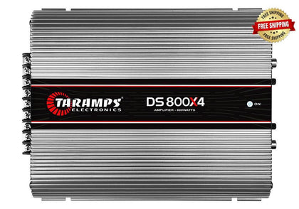 Taramps DS Series DS800x4 2 Ohm Model