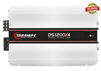 Taramps DS Series DS1200x4 2 Ohm Model
