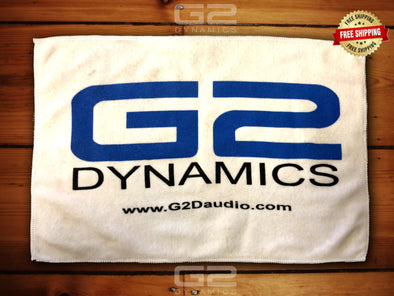 G2 Dynamics Float Towel