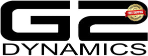G2 Dynamics Vinyl Decal (Large Sizes)