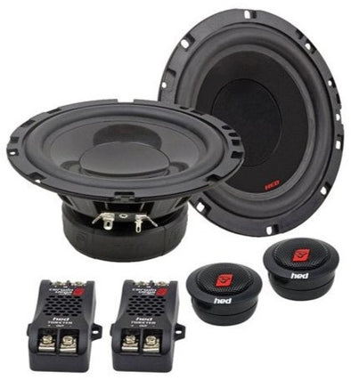 "Cerwin Vega HED Series 6.5"" Component Speakers"