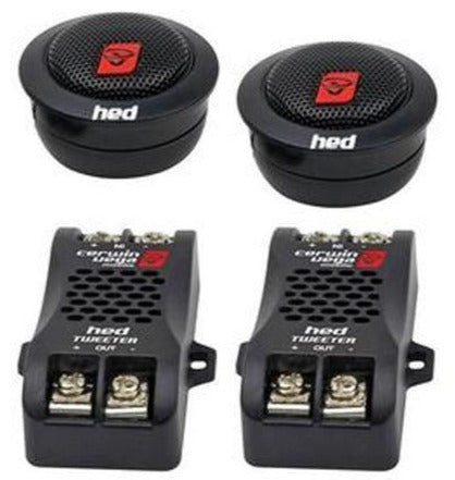 Cerwin-Vega Mobile H7TAK – 1″ HED Series Car Tweeters